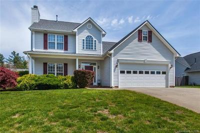 Fletcher Single Family Home For Sale: 366 Glensprings Drive