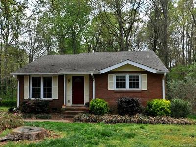 Statesville, Charlotte, Mooresville Single Family Home For Sale: 5527 Southampton Road