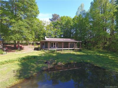 Wadesboro Single Family Home Under Contract-Show: 4592 Hwy 742 Highway S