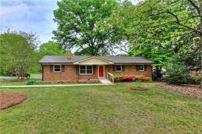 Monroe Single Family Home Under Contract-Show: 2110 Weddington Road