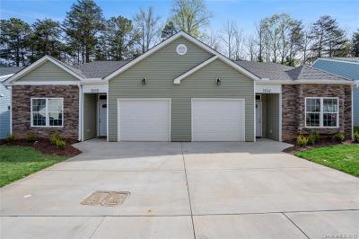Charlotte Multi Family Home For Sale: 5834 Bradford Lake Lane