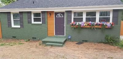 Single Family Home For Sale: 2039 Camp Greene Street