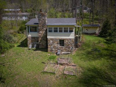 Bat Cave, Gerton Single Family Home Under Contract-Show: 144 Kelly Hill Road