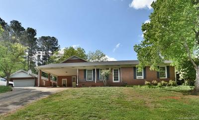 Rock Hill SC Single Family Home For Sale: $195,000