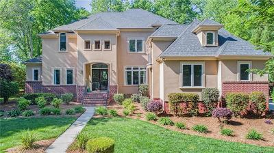 Charlotte Single Family Home For Sale: 4428 Island Cove Lane