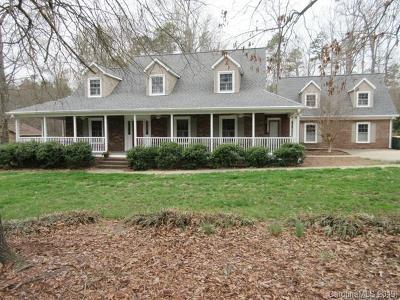Single Family Home For Sale: 1619 Bellamy Circle