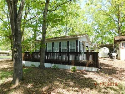 Single Family Home For Sale: 286 Lake Tillery Trail