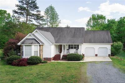 Cabarrus County Single Family Home For Sale: 3107 Cold Springs Road S