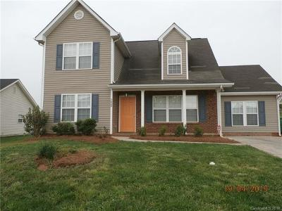 Statesville, Charlotte, Mooresville Single Family Home For Sale: 7023 Davis Forest Lane