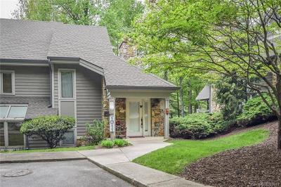 Hendersonville Condo/Townhouse For Sale: 1011 Indian Cave Road