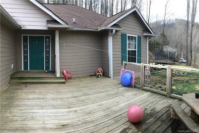 Single Family Home For Sale: 116 Susanna Cove Road