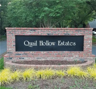 Quail Hollow Condo/Townhouse Under Contract-Show: 7103 Quail Meadow Lane