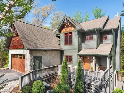 Buncombe County Single Family Home For Sale: 42 Woodhaven Road