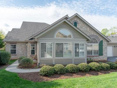 Buncombe County Condo/Townhouse For Sale: 127 Outlook Circle
