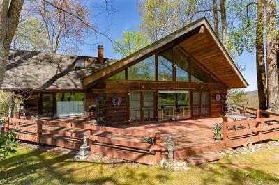 Waynesville Single Family Home For Sale: 770 Shelton Cove Road