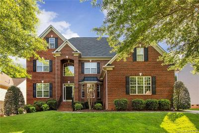 Huntersville Single Family Home For Sale: 16326 Hallaton Drive