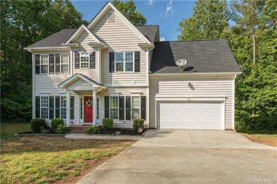 Troutman Single Family Home Under Contract-Show: 121 Scarlet Tanager Road