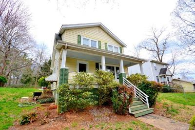 Buncombe County Single Family Home For Sale: 215 Aurora Drive