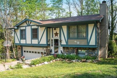 Asheville NC Single Family Home For Sale: $269,900