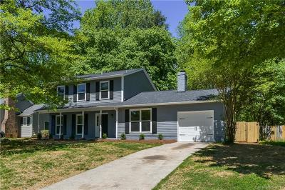 Charlotte Single Family Home For Sale: 7133 Markway Drive