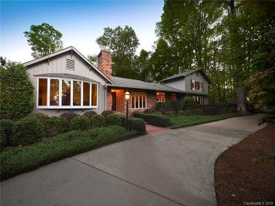 Charlotte Single Family Home For Sale: 1153 Crestbrook Drive