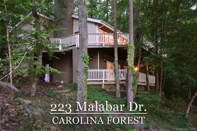 Troy Single Family Home For Sale: 223 Malabar Drive