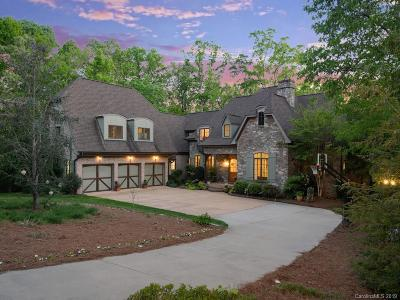 Waxhaw Single Family Home Under Contract-Show: 6040 Oxfordshire Road