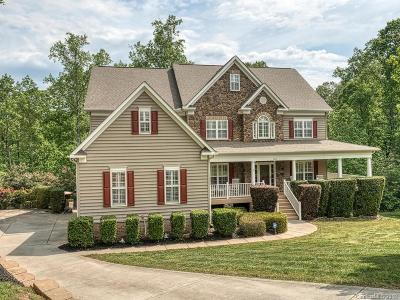 Mooresville Single Family Home Under Contract-Show: 122 Harrison Point Court