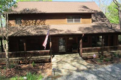 Rutherfordton Single Family Home For Sale: 156 Sassafras Ridge #47 &
