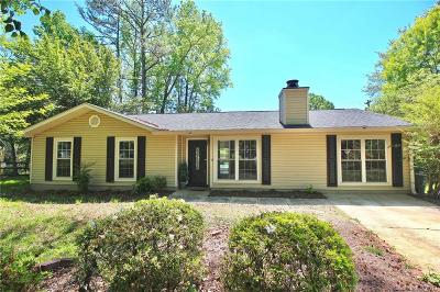 Mint Hill Single Family Home Under Contract-Show: 7201 Box Car Court