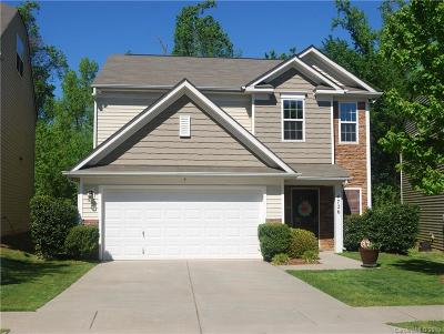 Statesville, Charlotte, Mooresville Single Family Home For Sale: 4726 Belmar Place Road
