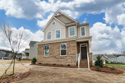 Rock Hill Single Family Home For Sale: 858 Windblown Place #Lot 122