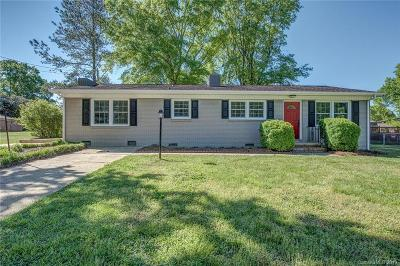 Shelby Single Family Home For Sale: 1401 Beverly Avenue