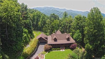 Hot Springs Single Family Home For Sale: 416 Granger Mountain Road