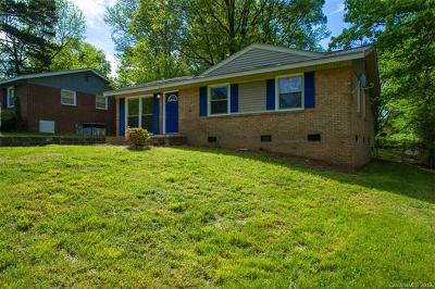 Charlotte Single Family Home For Sale: 1018 Dunleigh Drive