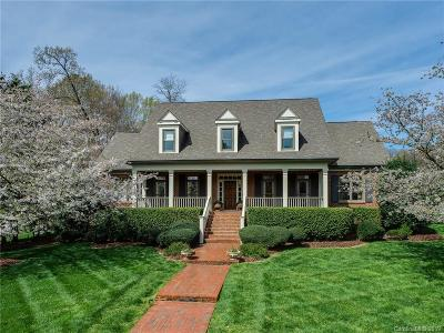 Charlotte Single Family Home For Sale: 4700 Morrowick Road