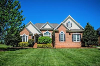 Statesville Single Family Home Under Contract-Show: 130 Hunters Hill Drive