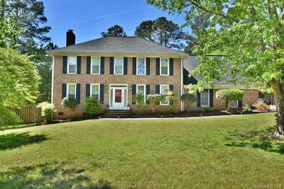 Rock Hill SC Single Family Home For Sale: $274,900