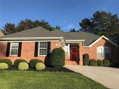 Huntersville Single Family Home Under Contract-Show: 15814 Burlingame Drive
