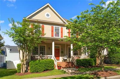 Fort Mill Single Family Home For Sale: 721 Shady Grove Crossing