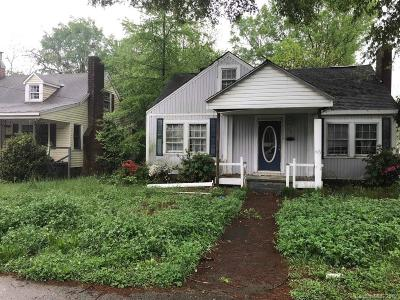 Shelby NC Single Family Home Under Contract-Show: $44,500