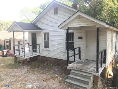 Kannapolis Single Family Home For Sale: 630 Smith Street