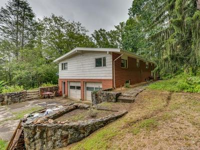 Asheville NC Single Family Home For Sale: $499,000