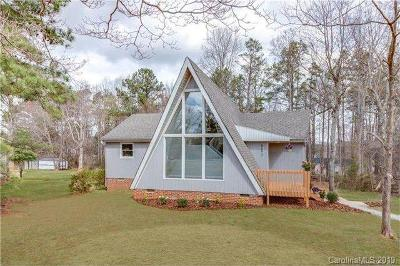 Lincoln County Single Family Home For Sale: 8677 Unity Church Road