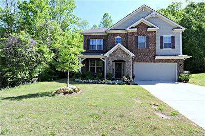 Cabarrus County Single Family Home For Sale: 265 Meadow Oaks Drive SE