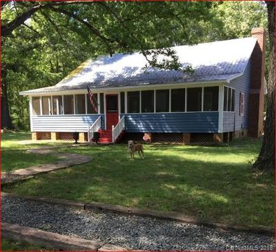 Monroe Single Family Home For Sale: 1791 N Rocky River Road