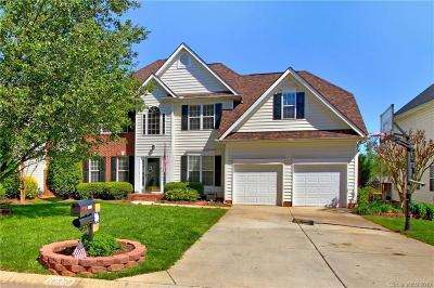 Huntersville Single Family Home For Sale: 16820 Hampton Trace Road