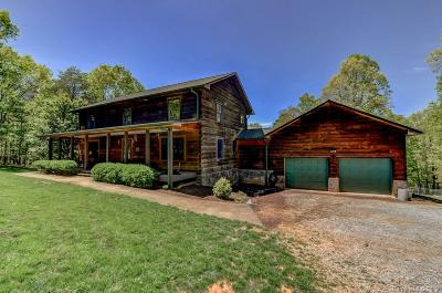 McDowell County Single Family Home Under Contract-Show: 364 Shadow Drive