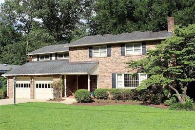 Lenoir Single Family Home For Sale: 423 Highland Avenue SW