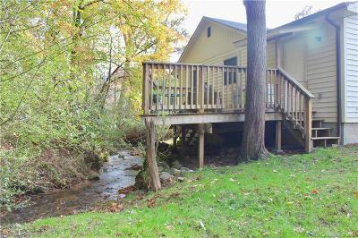 Candler Single Family Home For Sale: 644 Morgan Branch Road